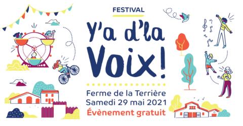 Festival Y'a d'la voix - Edition 2021